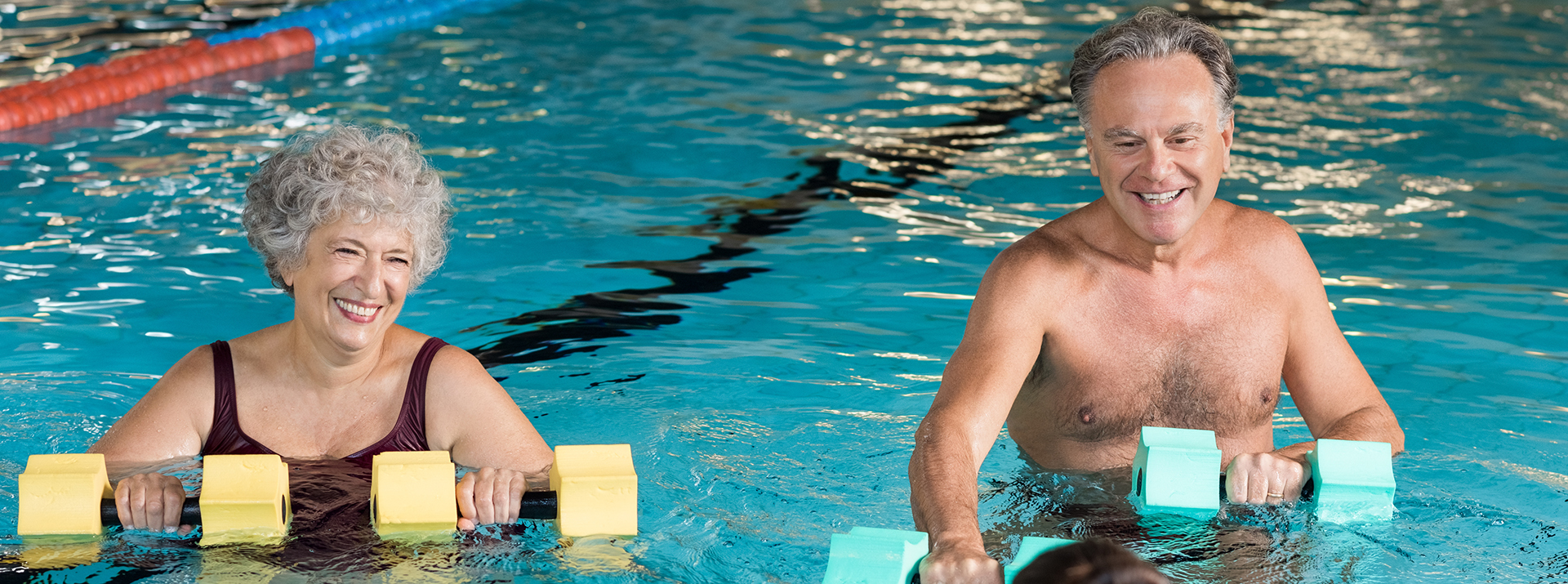 Hydrotherapy or